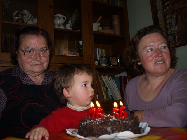 76 cumpleaños