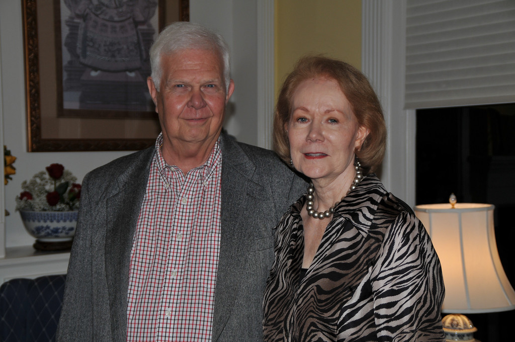 Shirley and Don Rose