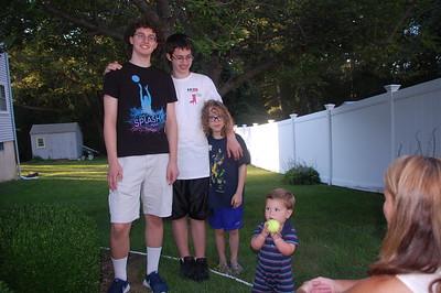 Fourth Cousins