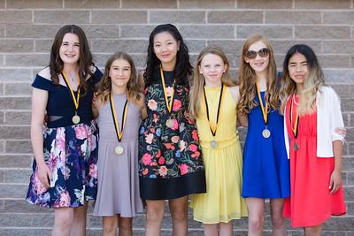 Rosemary Heights Grade 7 Grad 2018