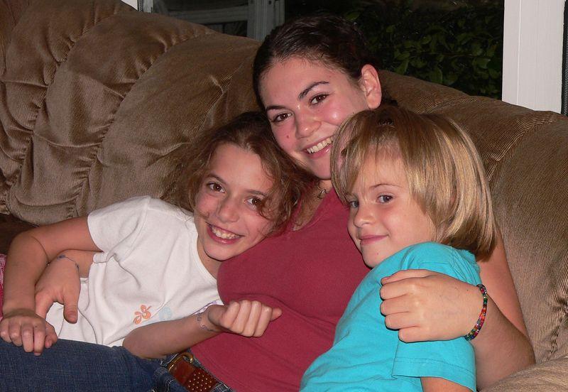 Elana, Danielle & Bonnie