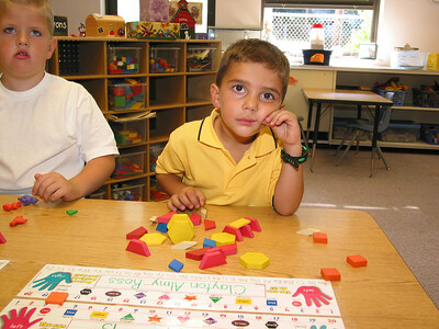 Clay kindergarten