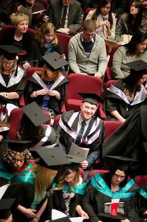 Ross's Graduation
