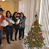 Us with all our gifts!!
