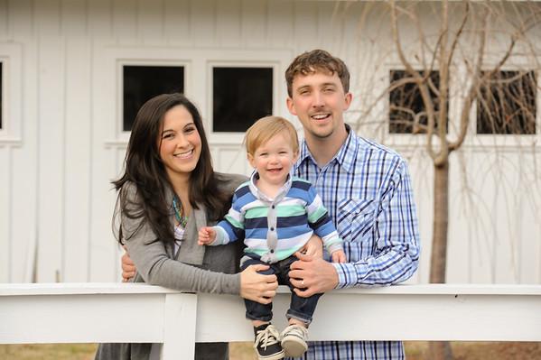 Rowland Family 2014