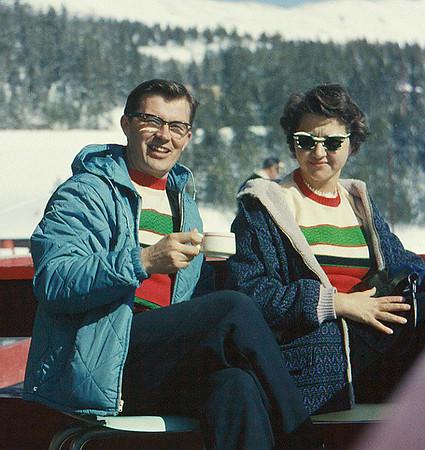 Roy and Gloria