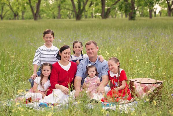 Royal & Jenn Barnhart Family