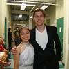 Katie with Coach Otar Japaridze