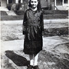 Ruby in Jackson, Michigan, about 1920.