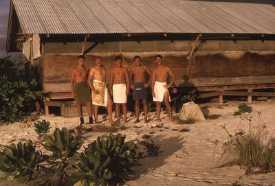 Dave Diego Garcia June 1974