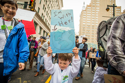 Rupert March for Science
