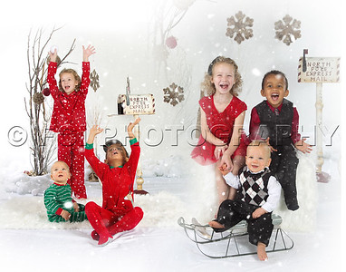 Rupp kids Christmas 2015