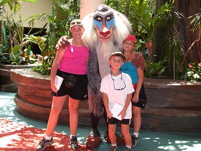 Orlando - August 2001