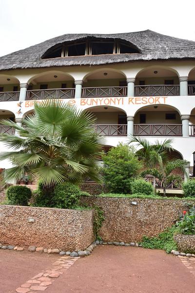 Hotel Birdnest at Lake Bunyonyi