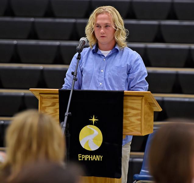 Ryan Davis Graduates