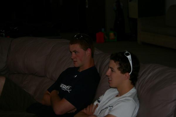 Ryan & Oran Skydiving