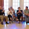 Norbert Sablatura (Popo), Joyce Sablatura (Nanny), Jackie Sablatura (Mom), Joyce Arthur (Grams), Chris Arthur (Dad)