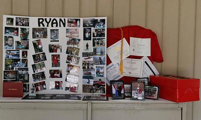 Ryan's Graduation Party Pics (MI)