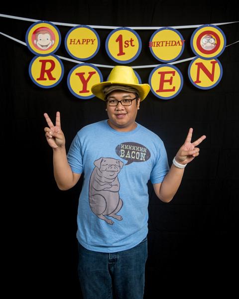 Rysen's 1st Birthday