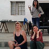 Rietfontein: Muriel, Megan and Kim