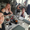 Ali's birthday brunch at Melkbosstrand