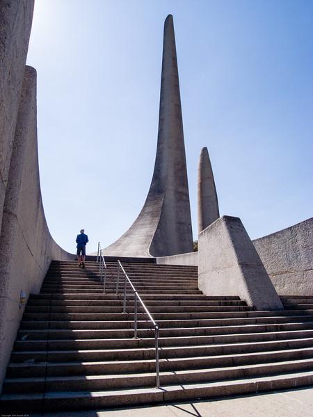 Afrikaanse Taalmonument (Afrikaans Language Monument), Paarl
