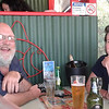 André and Kim at Voorstrand