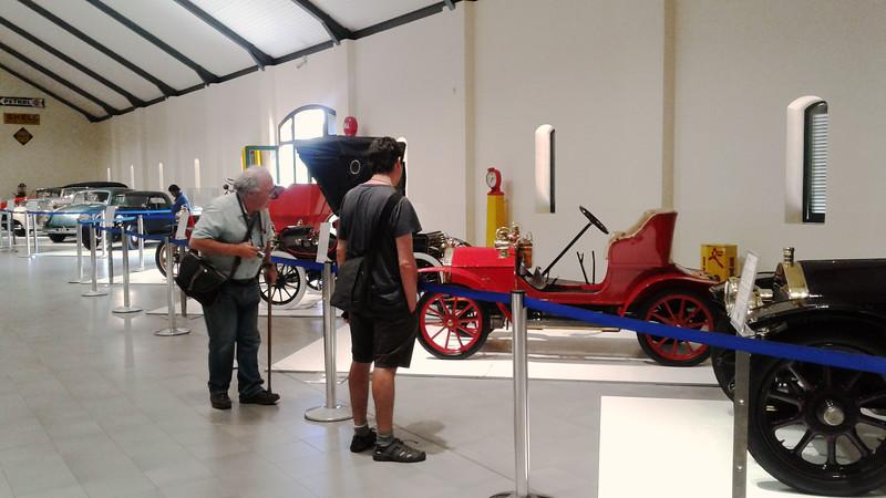 Franschoek Motor Museum: part of Building 1