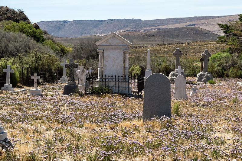 Matjiesfontein cemetery
