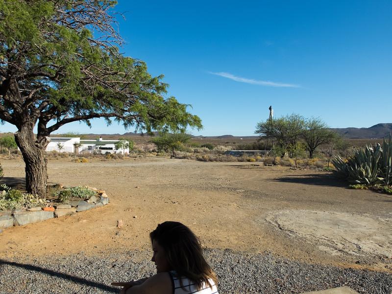 Rietfontein morning