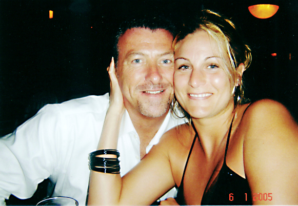 BARRIE & ISA IN HAWAII.... JAN 6 2005