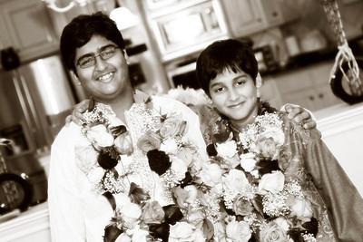 Saahir & Sameer Aamin