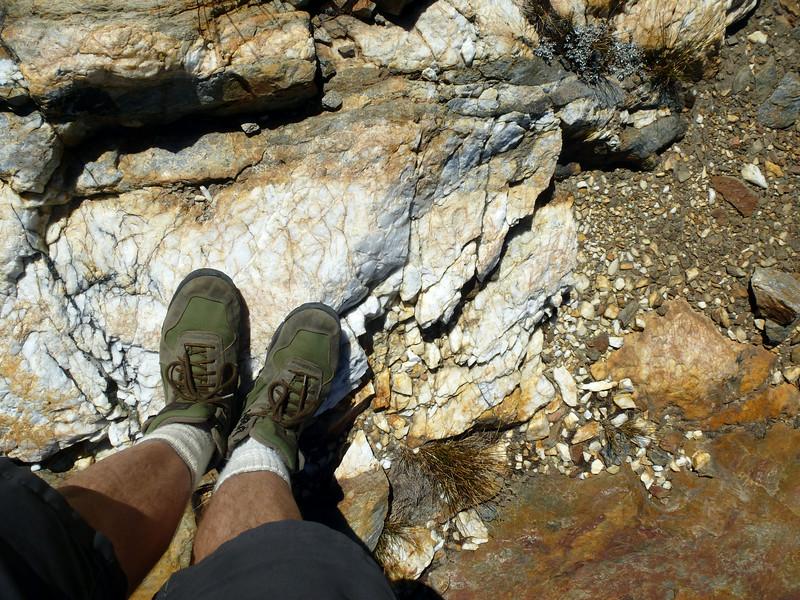 Feet and ground #1Feet and ground #4