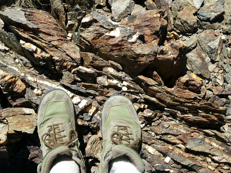 Feet and ground #7