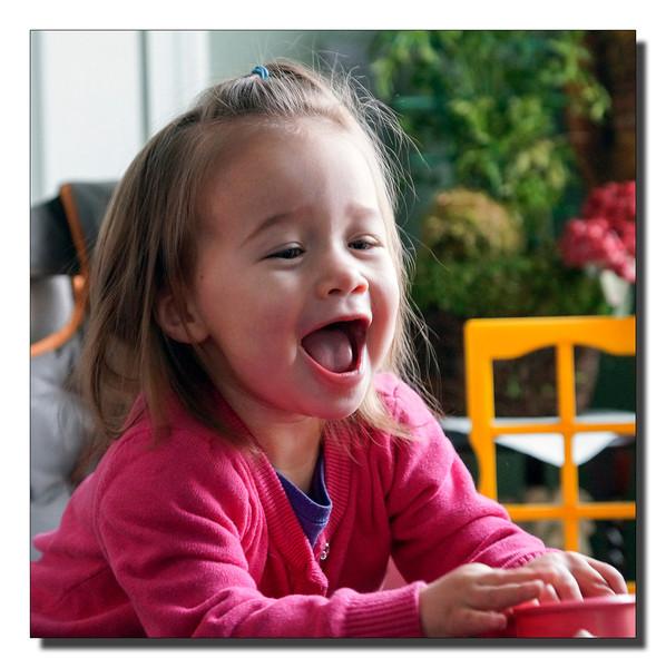 """Happy Little Girl"""