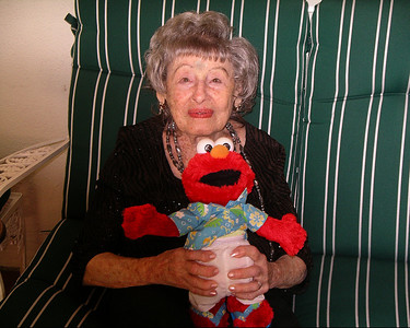 Sadie & Elmo