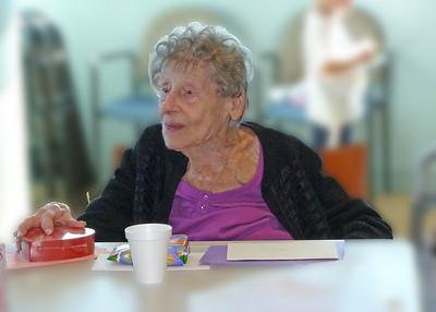 Sadie's 101st Birthday