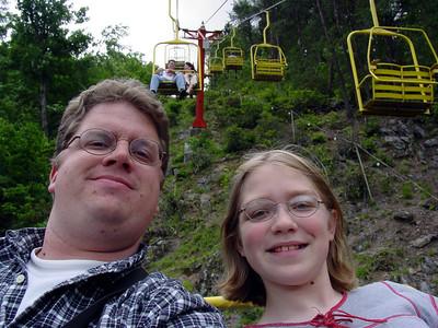 2003 6.03 Gatlinburg, TN Sky Ride
