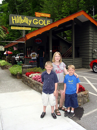 2003 6.03 Gatlinburg Hillbilly Golf