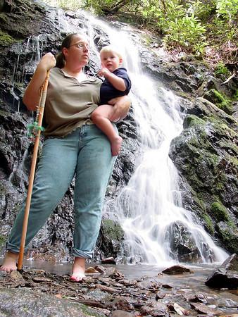 2003 6.08 Great Smoky Mountains Sugarlands Vistor Center