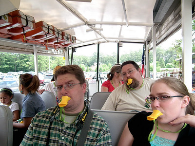 2010 5.31 Stone Mountain RIde The Ducks!