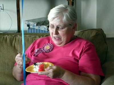 2010 9.18 Sam and Grandma Boo's Birthday Party at Lake Buena Vista Resort