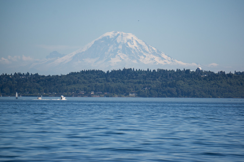 A Day on Puget Sound
