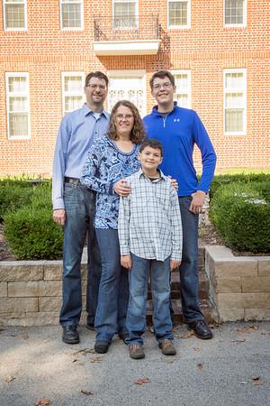Sajdak Family 2016