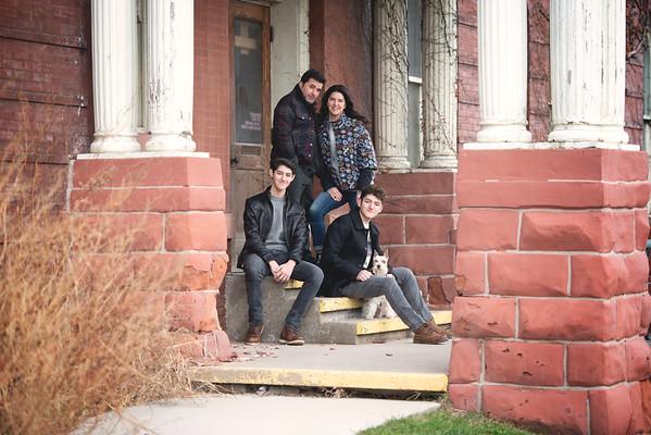 Sal & Celeste Family