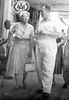 Flora Maie Salisbury and James D Salisbury 1955