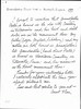 Porter Family letter to ESM 5