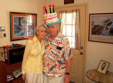 Sally's 90th Birthday Party 2007