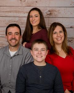 Saltsman Family