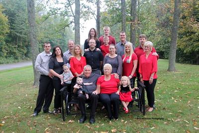 Sam Deaton Family